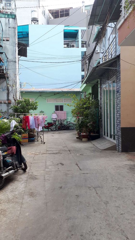 Nhà 1T1L 40m2(3.5*12)...Hẻm 3.5m..Đg Lê Quang Định