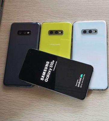 SamsungS10E  có 3 màu iu thương ❤Vàng-Đen-Trắng