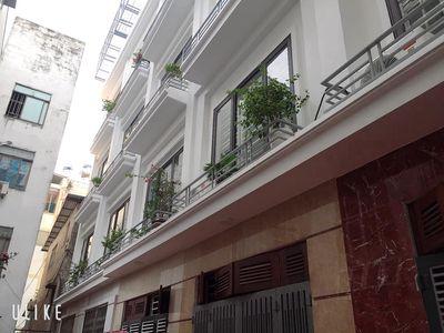 Bán nhà riêng Hoàng Hoa Thám, Quận Ba Đình 40m² 5T