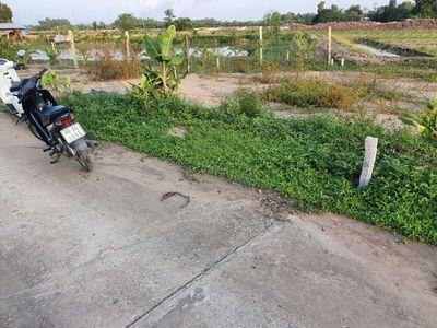 Đất Thổ 100% Rạch Chùa - gần Trần Thị Nhượng