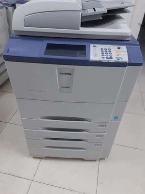 Máy photocopy toshiba  857 kho