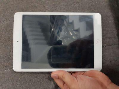Ipad Mini 2 màu trắng 16g Bản 3G ios 9 đag xài