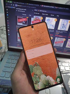 Bán Samsung note10 Lite bảo hành 10/2021 fullbox