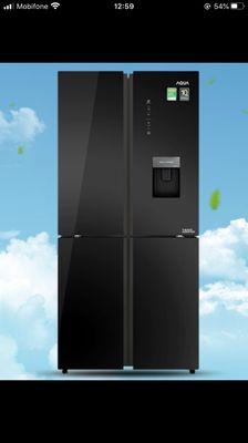 ❤Tủ lạnh AQUA inverter 456L AQR-IGW525EM GB. NEW