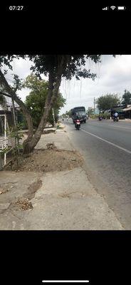 Nền bán KV Bình Khánh, cách qlo 91 khoảng 1km