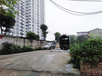 Bán 33m2 đất đường trước nhà 3 ô tô tránh