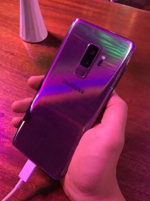Samsung Galaxy S9 Plus màu tím bản 2 sim 64gb