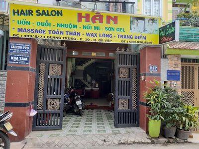 Thợ Giỏi Gội Đầu Massage, Làm Móng