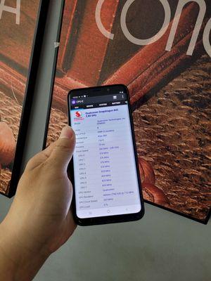 S9 Plus Đen 64 GB chiến game ngon 845 ram 6G