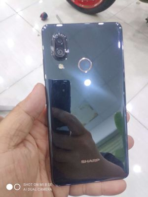 Sharp AQUOS S3 Chip Snap 8 nhân-Ram 4agb-Rom 64Gb