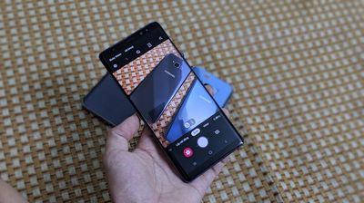 Samsung Galaxy Note 8 Blue Coral 2 SIM - Mới 99%