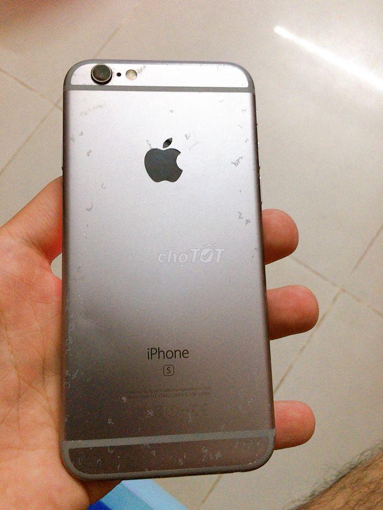 Apple iPhone 6S đen máy quốc tế 2X