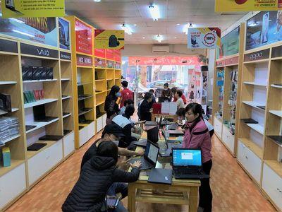 MTHP 82 Quán Nam- Laptop DÙNG THỬ 3 NGÀY, BH 12T