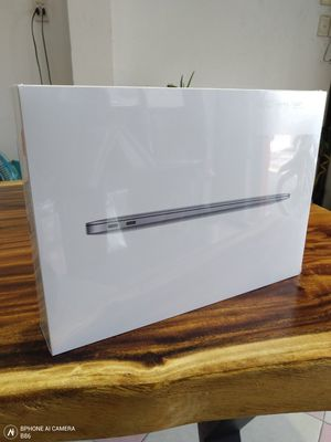 [Mới 100%] MacBook Air 2020 256GB Grey, Nguyên Siu