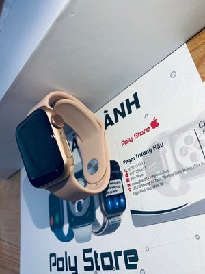 Apple Watch Series 4 40mm LTE+ GPS Fullbox Đẹp New