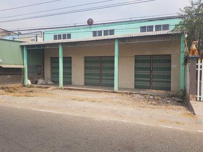 Bán nhà đất gần chợ Tịnh Biên