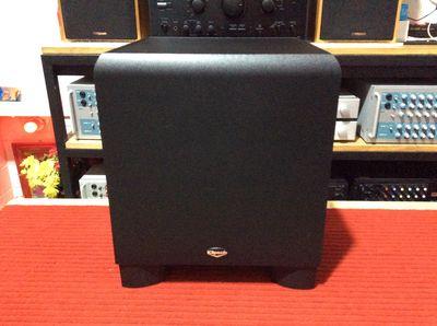 Sub Klipsch KSW*10 bass úp 25cm (Hàng USA)