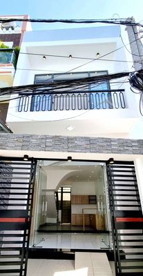 Nhà mới đẹp 1 trệt 1 lầu hẻm 77 Phạm Ngũ Lão