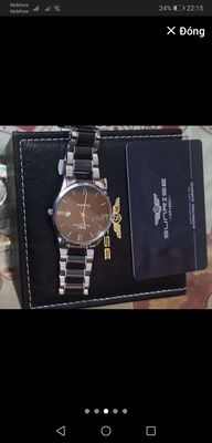 0903693250 - Bán đồng hồ Sunrise chính hãng fullbox