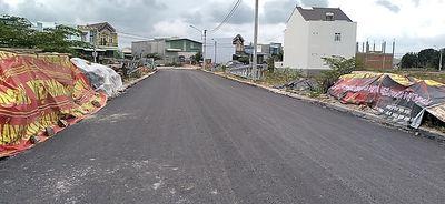 Đất An Nhơn 140m2 5x28 lộ giới 14m đường nhựa