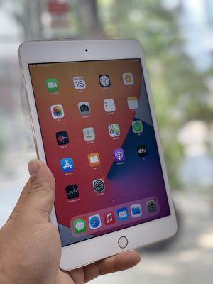 iPad Mini 4 wifi 64gb gold đẹp giá bèo