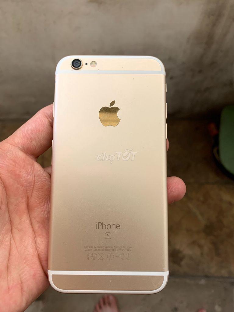 0926237866 - Iphone 6s 64gb quốc tế vân nhạy hỏng cam trước