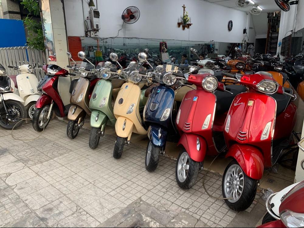 Moto Thanh Tùng