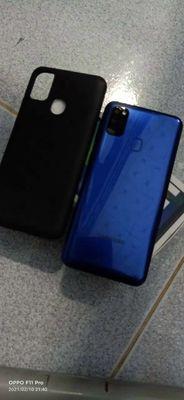 Samsung m21 bảo hành tới tháng 11 pin 6000
