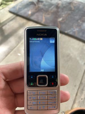 Nokia 6300 zin chưa sửa chữa