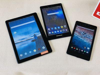 Lenovo Tab 2 Nexus 7