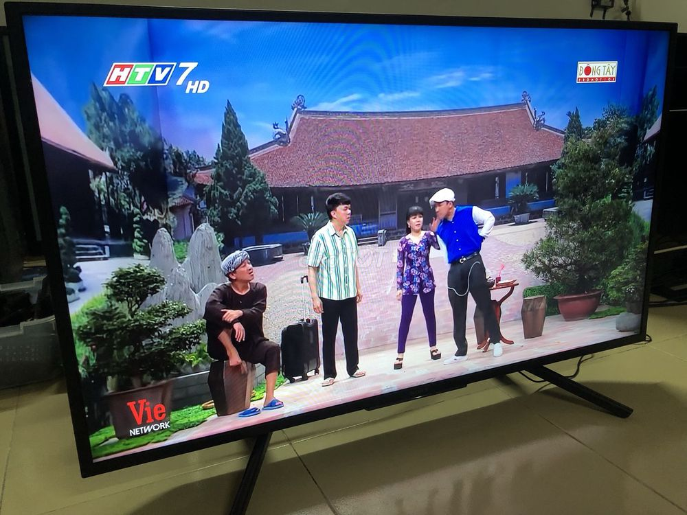 0776987818 - LED SONY 43in( GIỌNG NÓI )Android ,Wifi ,4K, 800hz