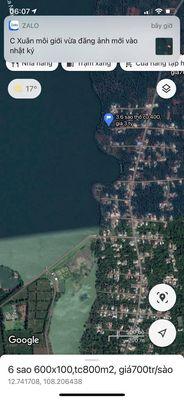 Bán đất thổ cư hồ Eanhai