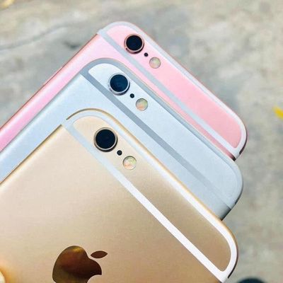 Apple iPhone 6S plus 128 GB hồng