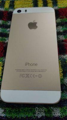 Apple iPhone 5S Vàng QT 16gb xác
