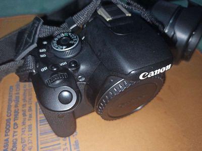 Canon 600D đẹp như mới