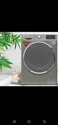 Máy giặt LG inverter 9 kg FC1409S2E( Hàng NEW)