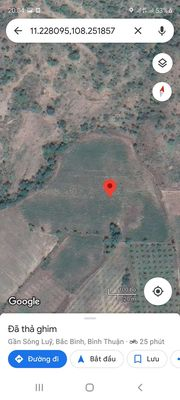 Đất 1hec3 giá 400tr gần kênh.