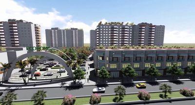 Đất nền quy hoạch chợ Dinh gần chung cư Eco Home