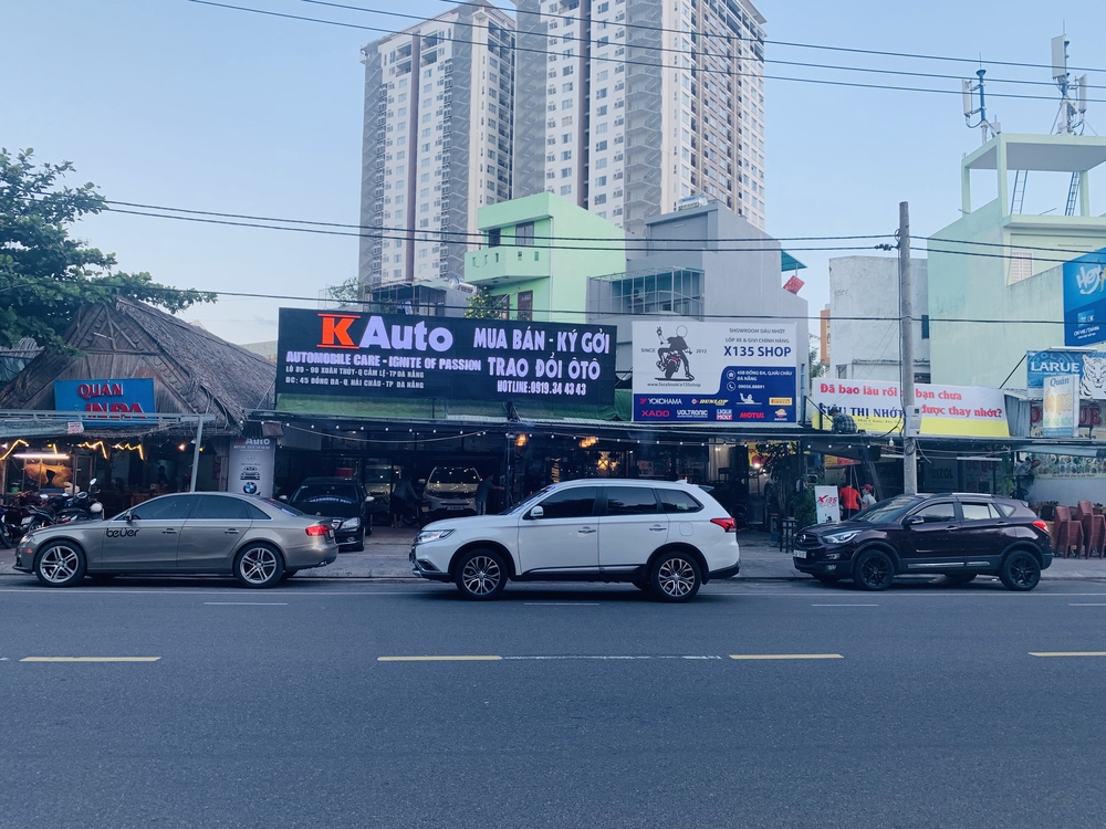 Cửa hàng K Auto