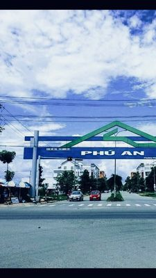 Bán nền đường B8 KDC Phú An