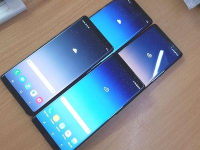 🔥Điện thoại Samsung Note 8 bản Hàn 2 cực đẹp 99%