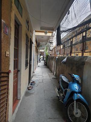 Lạc Trung dt 26m 3 tầng ngõ 2m , 100m ra phố