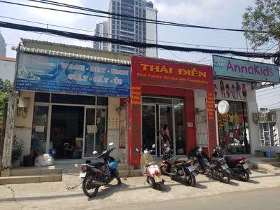 Sang nhượng cửa hàng giặt ủi Thảo Điền, Q.2