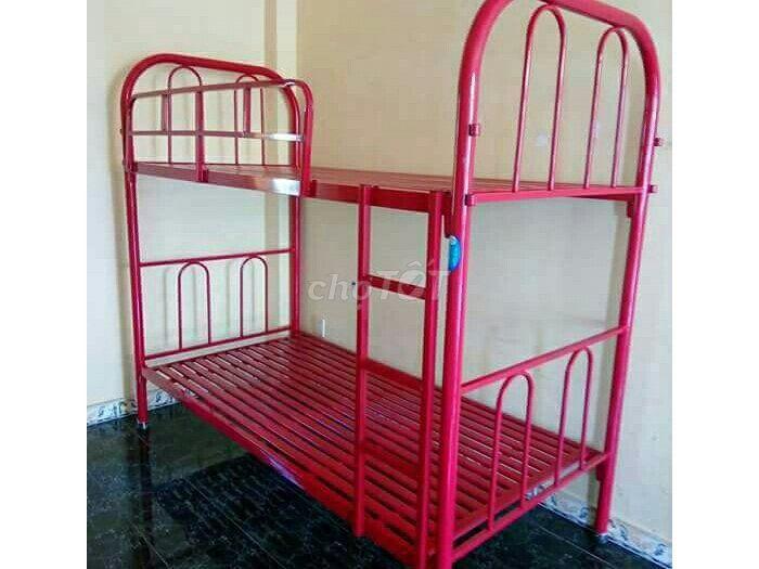 giường sắt hai tầng tháo lắp (mới 100%) FSHIP