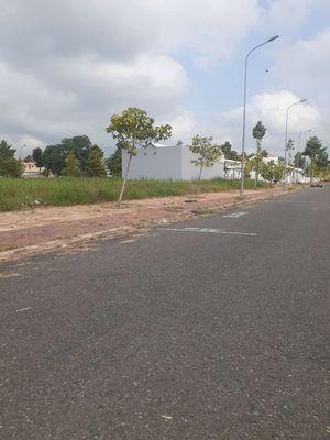 Bán nền trục đường số 11 KDC Huyện Vĩnh Thạnh