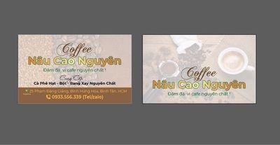 cà phê hạt rang xay nguyên chất
