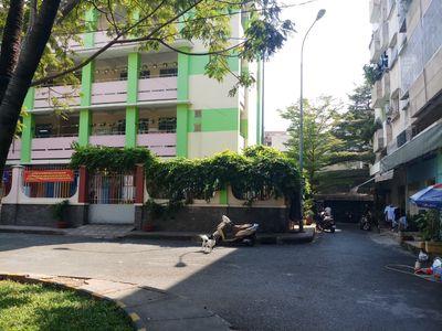Căn GÓC CC Gò Dầu 2 DT 76M 3PN Lầu 1 SHR