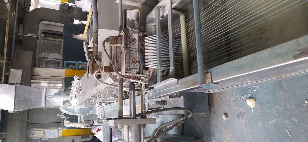 0947987982 - Cần mua dàn máy tạo hạt loại 2 trục vít và đầu cắt