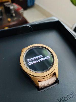 Bán Galaxy Watch 42mm - full box - 99%