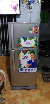 Cần bán tủ lạnh Sanyo 185 lít.bảo hành 3tháng